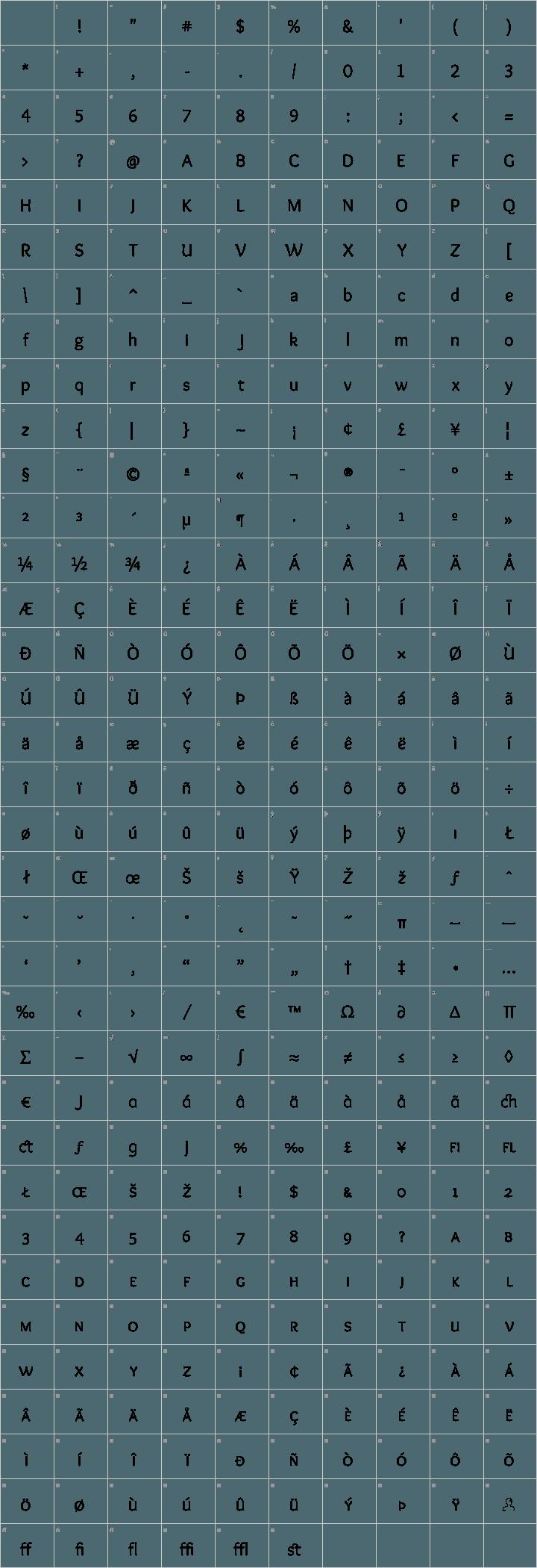 Overlock Font Free by Dario Manuel Muhafara » Font Squirrel