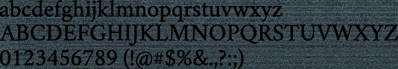 Crimson Font Free by Sebastian Kosch » Font Squirrel