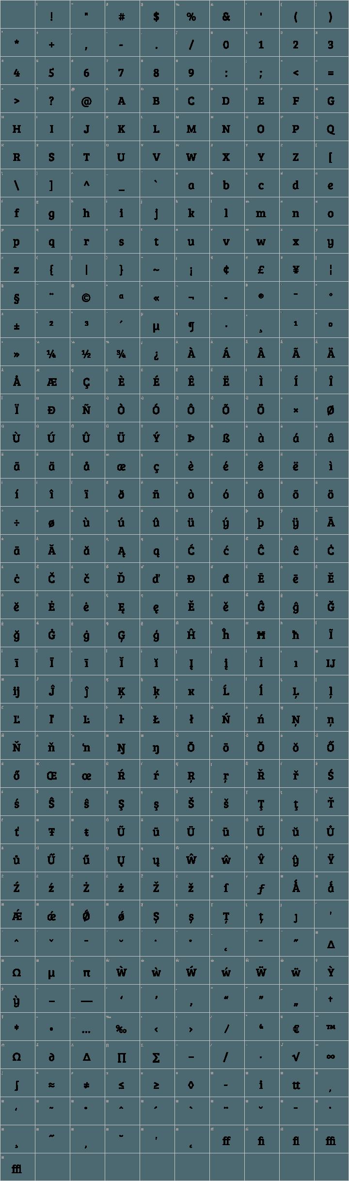 klassische Passform moderne Techniken Super günstig Bree Serif Font Free by TypeTogether | Font Squirrel