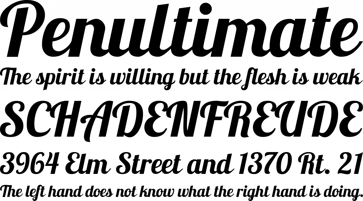 Lobster Font Free by Impallari Type » Font Squirrel