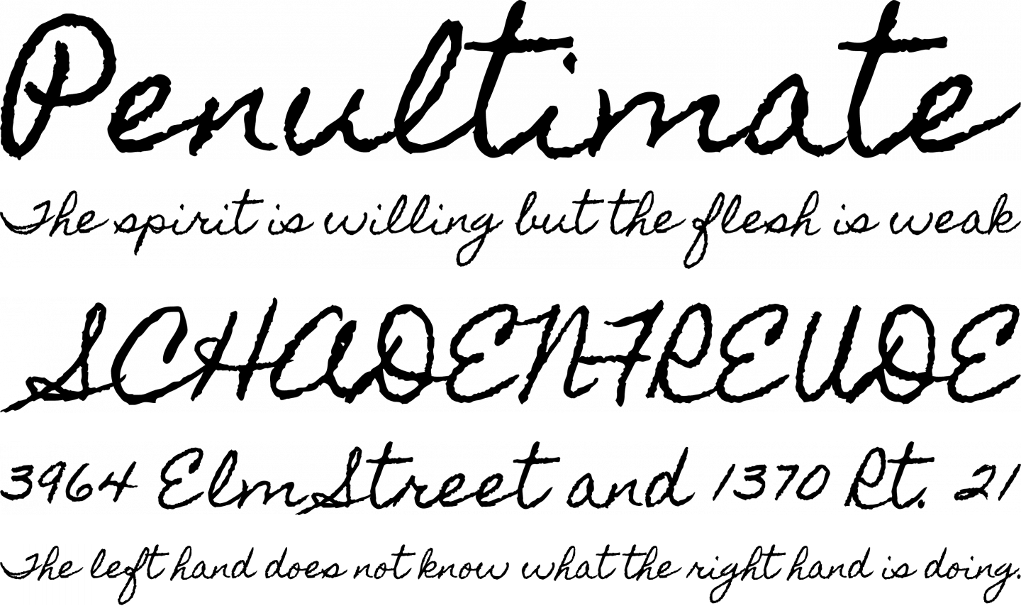 Homemade Apple Font Free by Font Diner » Font Squirrel