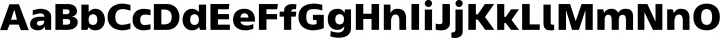 Aganè S Extra Bold free font