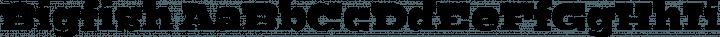 Bigfish Regular free font