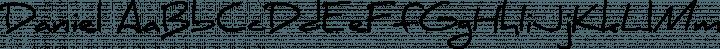 Daniel Regular free font