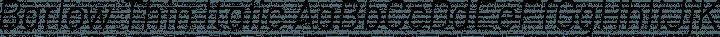 Barlow Thin Italic free font
