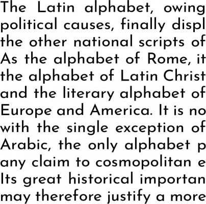 Josefin Sans Font Free by Typemade » Font Squirrel