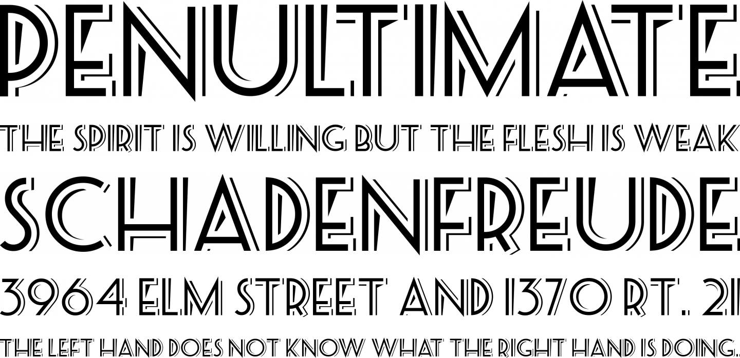 SeasideResort Font Free by Nick's Fonts » Font Squirrel