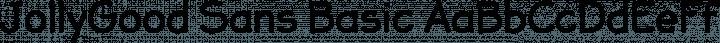JollyGood Sans Basic free font