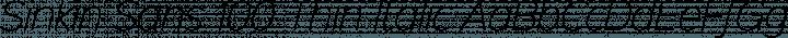 Sinkin Sans 100 Thin Italic free font