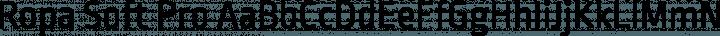 Ropa Soft Pro Regular free font