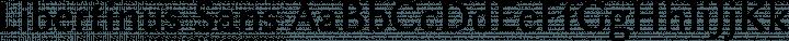 Libertinus Sans Regular free font